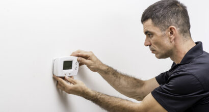 thermostat installation and repair